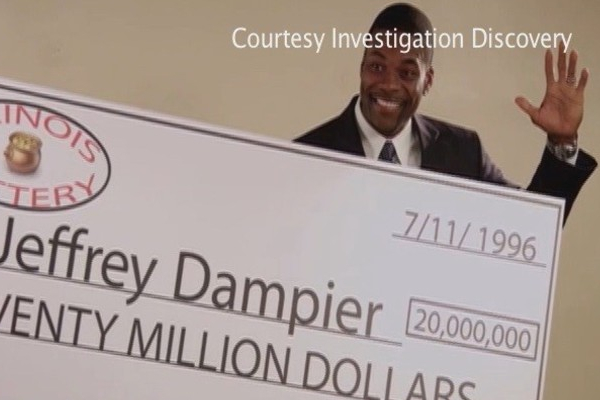 Jeffrey Dampier The Lottery Winner