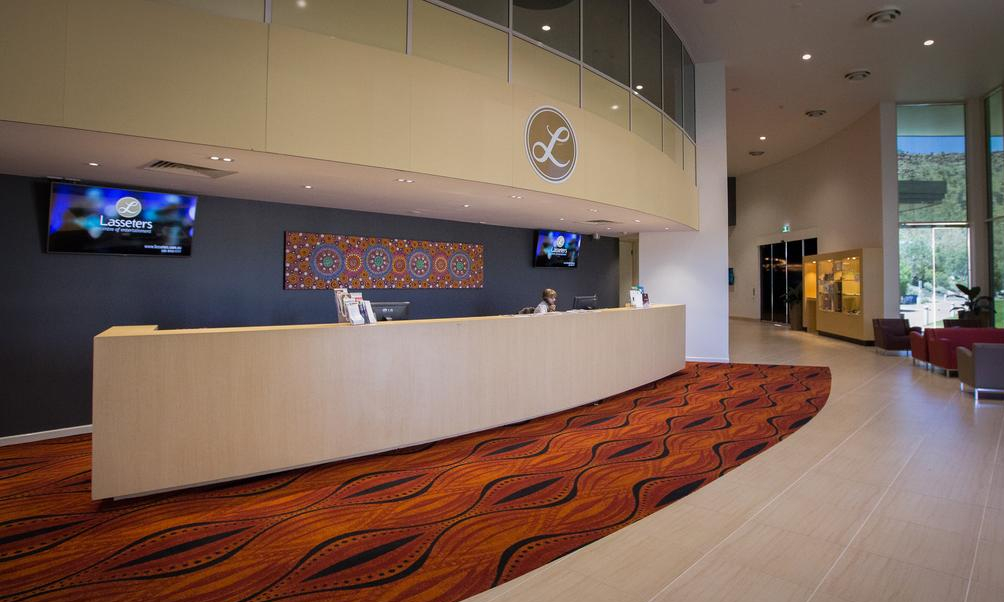 Lasseters Centre of Entertainment 1
