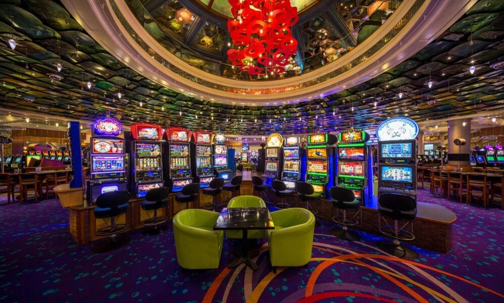 Pullman Reef Hotel Casino 5