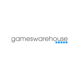 Games Warehouse logo