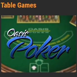 cloudbet table games
